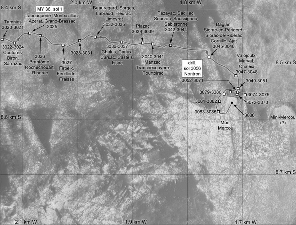 [Curiosity/MSL] L'exploration du cratère Gale (3/3) - Page 7 Scre1911