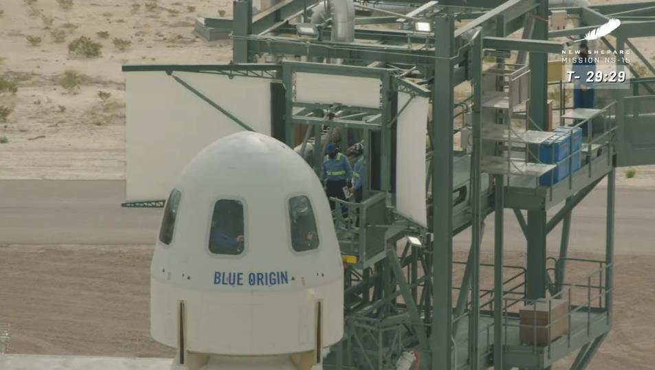 Le lanceur New Shepard de Blue Origin - Page 12 Scre1912