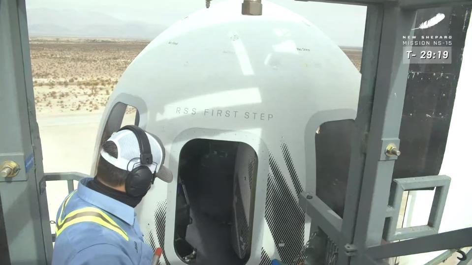 Le lanceur New Shepard de Blue Origin - Page 12 Scre1913