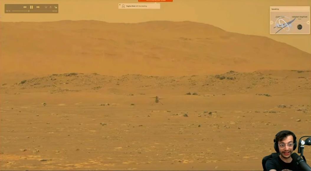 Mars 2020 (Perseverance - Ingenuity) : exploration du cratère Jezero - Page 10 Scre1931