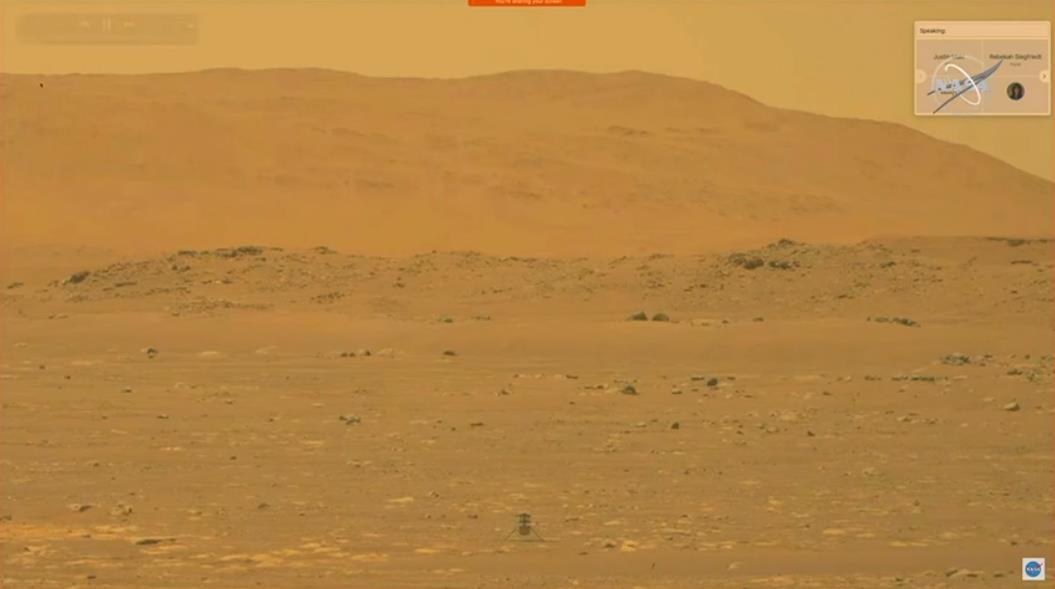 Mars 2020 (Perseverance - Ingenuity) : exploration du cratère Jezero - Page 10 Scre1932