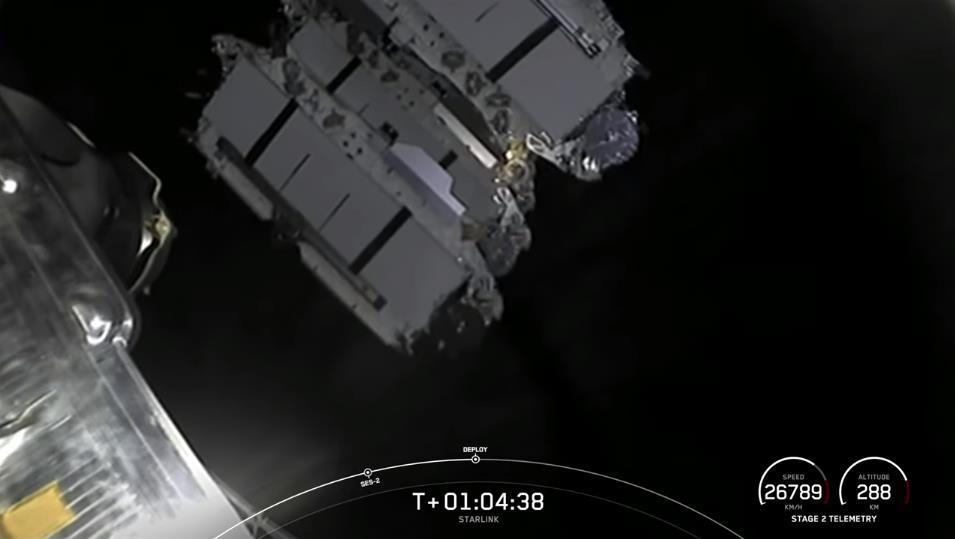 Falcon 9 (Starlink v1.0 L27) - CCAFS - 9.5.2021 Scre1975