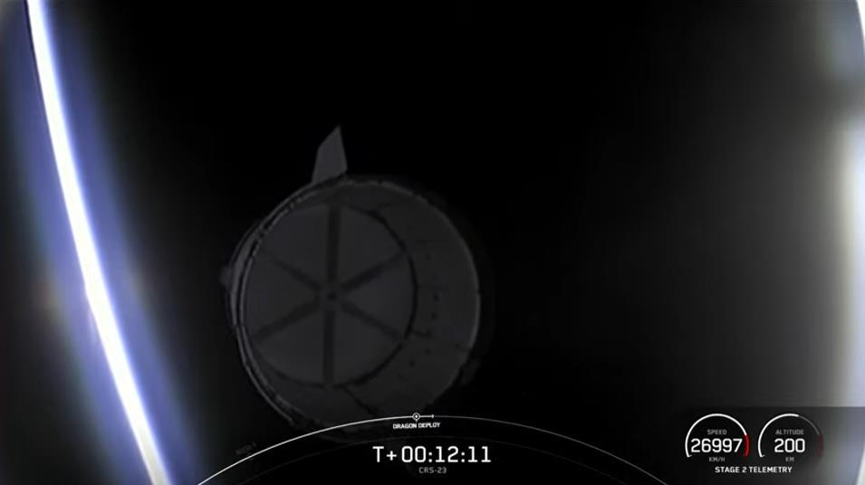 Falcon 9 (Dragon CRS-23) - KSC - 29.8.2021 - Page 2 Scre2047