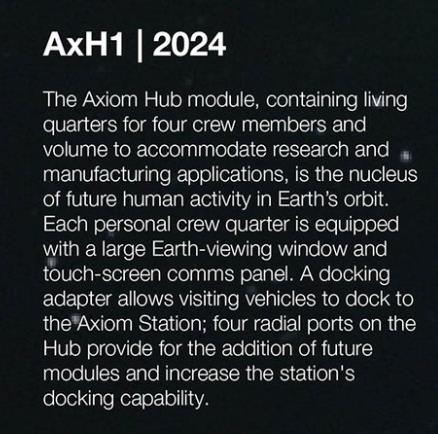 Axiom Space: un module sur l'ISS, puis une station spatiale privée - Page 3 Scre2061