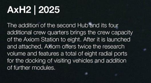 Axiom Space: un module sur l'ISS, puis une station spatiale privée - Page 3 Scre2062