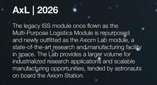 Axiom Space: un module sur l'ISS, puis une station spatiale privée - Page 3 Scre2063