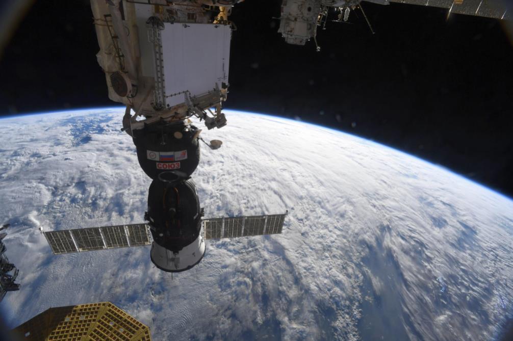 [ISS] dépressurisation du 30.08.2018 (Compartiment orbital Soyouz MS-09) - Page 4 Scree109
