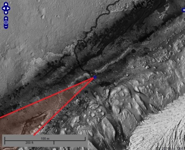 [Curiosity/MSL] L'exploration du Cratère Gale (2/2) - Page 40 Scree189