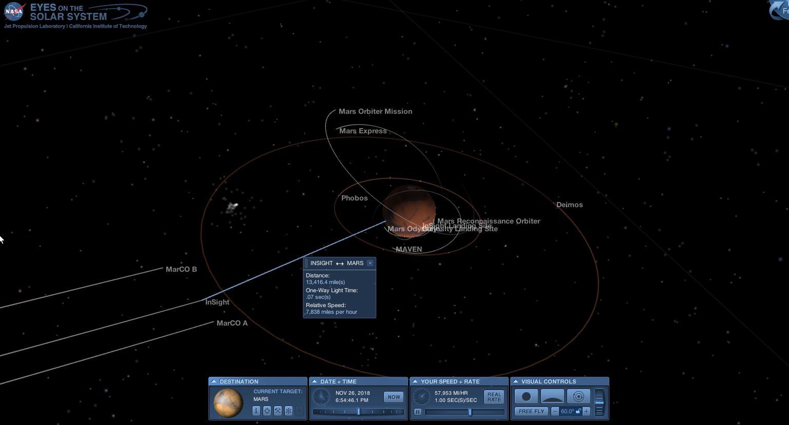 InSight - Mission d'exploration sur Mars - Page 3 Scree249