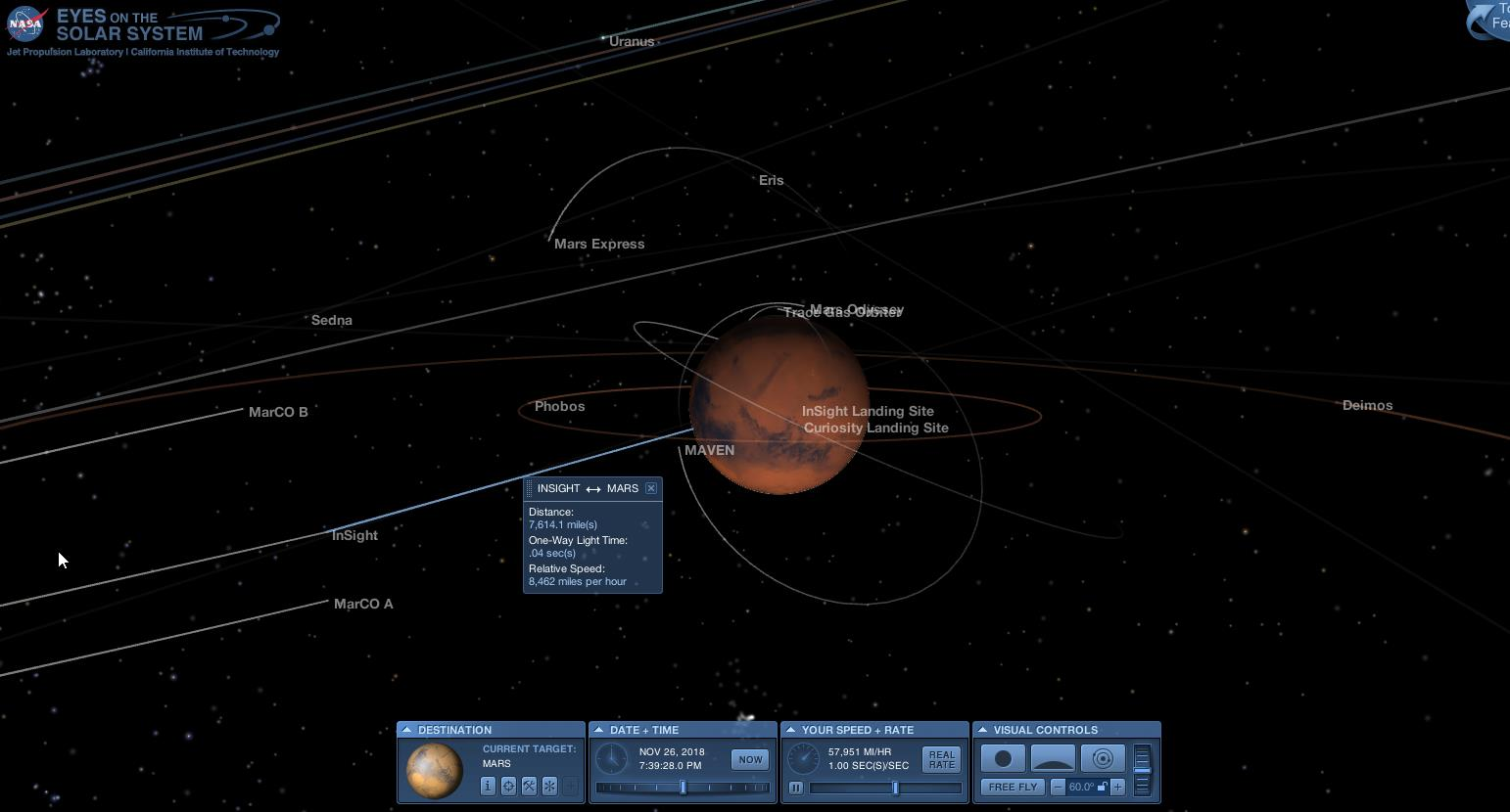 InSight - Mission d'exploration sur Mars - Page 4 Scree250
