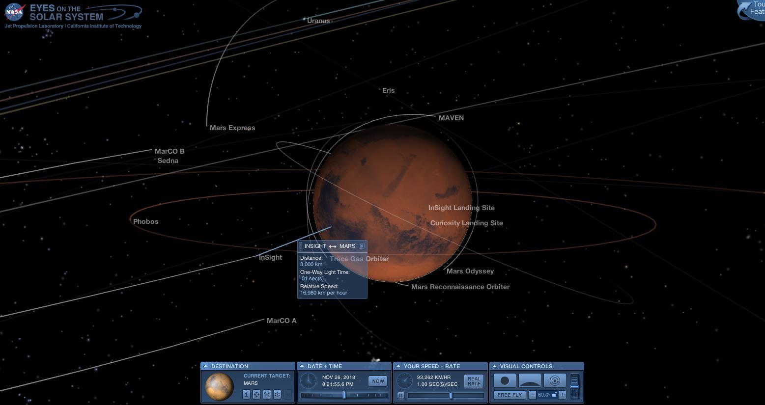 InSight - Mission d'exploration sur Mars - Page 4 Scree251