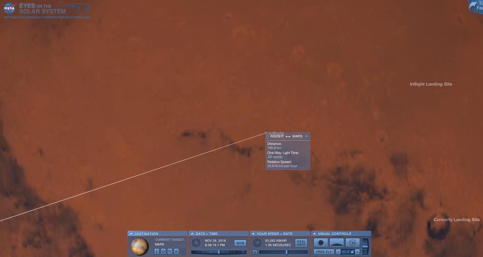 InSight - Mission d'exploration sur Mars - Page 4 Scree252