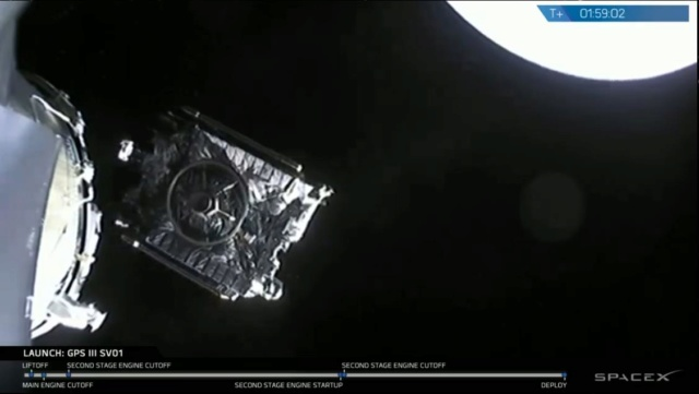 Falcon 9 block 5 (GPS III-2 / SV01) - 23.12.2018 - Page 5 Scree316