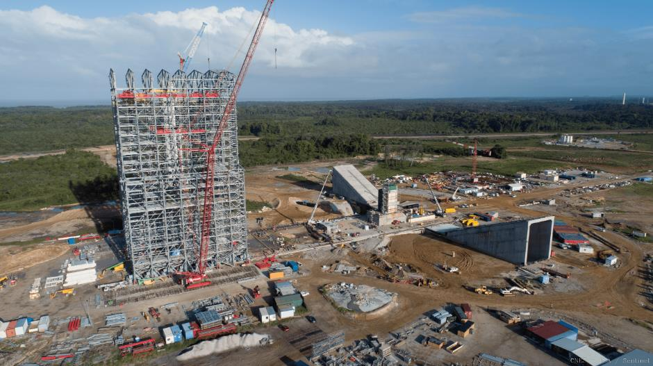 ELA-4 d'Ariane 6 - Suivi de la construction - Page 4 Scree342