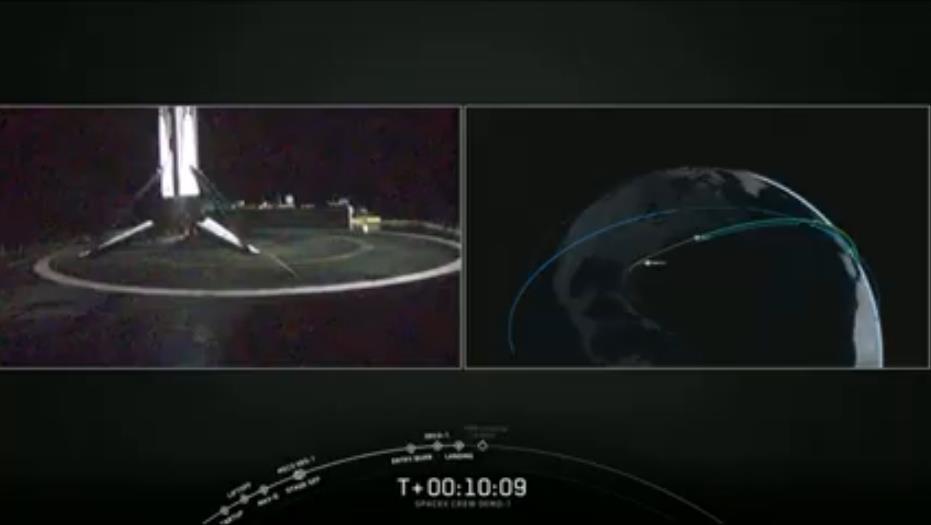 Falcon 9 (Dragon 2 Demo-1) - KSC - 02.03.2019 - Page 13 Scree429