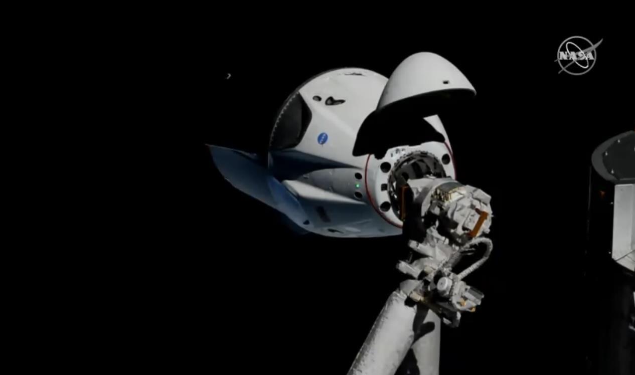Falcon 9 (Dragon 2 Demo-1) - KSC - 02.03.2019 - Page 18 Scree448
