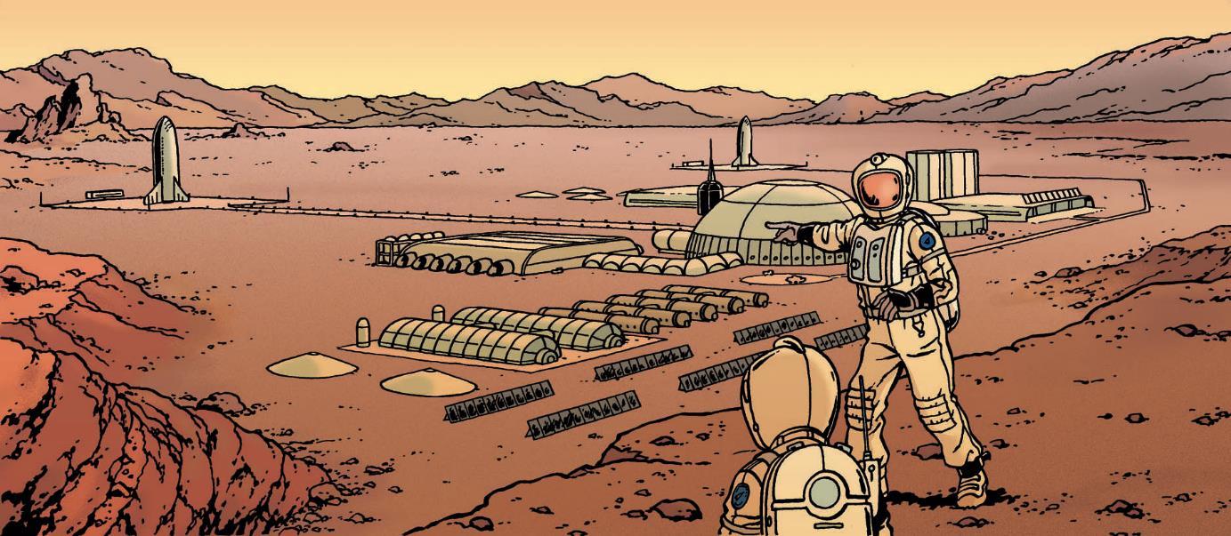 BD - La conquête de l'espace Scree568