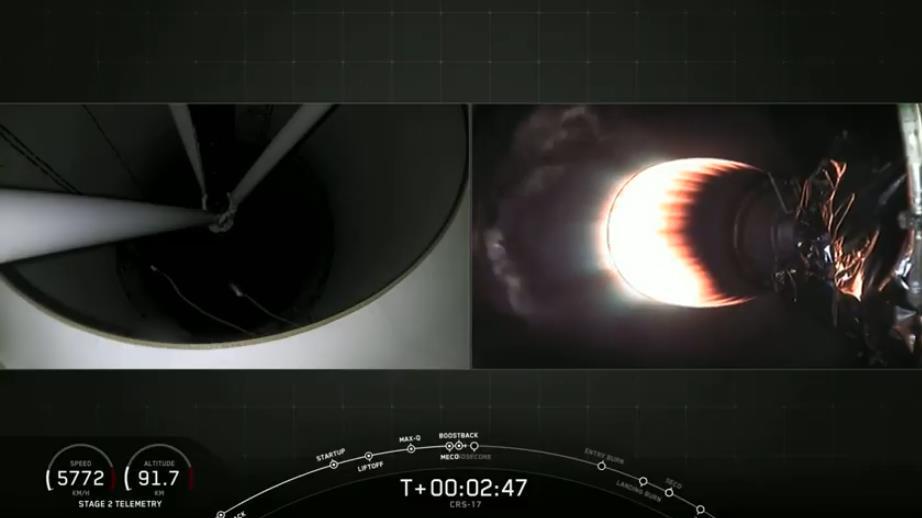 Falcon 9 (CRS-17) - CCAFS - 04.05.2019 - Page 3 Scree592