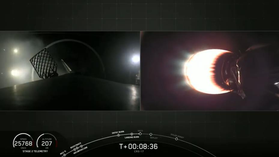 Falcon 9 (CRS-17) - CCAFS - 04.05.2019 - Page 3 Scree594