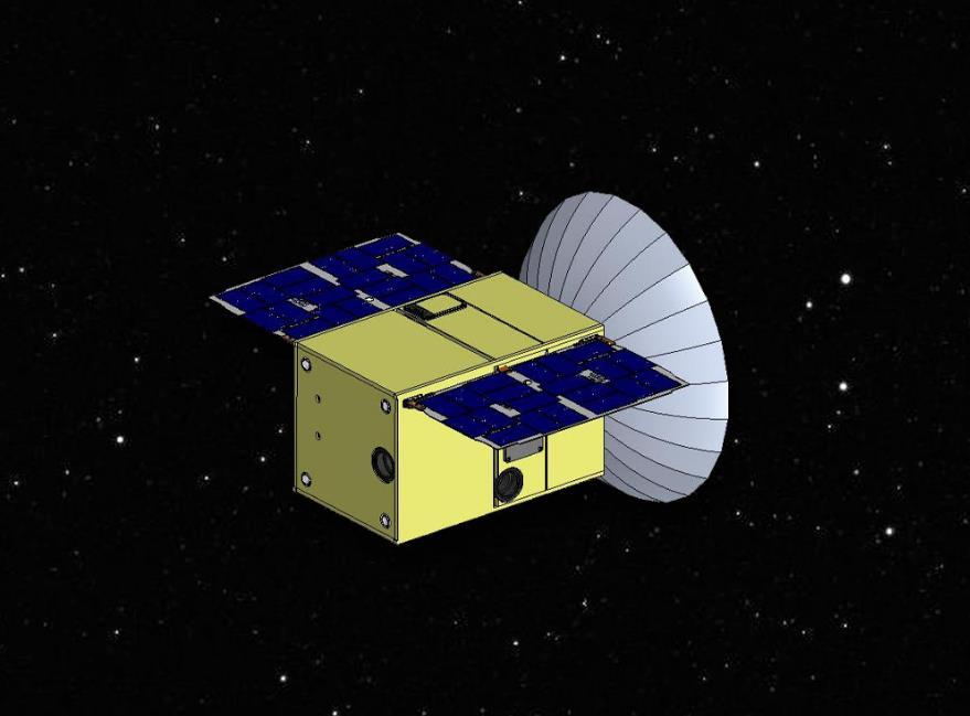 CAPSTONE, un cubesat en orbite NRHO avant le LOP-G  Scree766