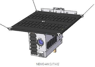 PSLV-XL C47 (Cartosat-3 + 12 cubesats & Meshbed) - SDSC - 27.11.2019 Scree853