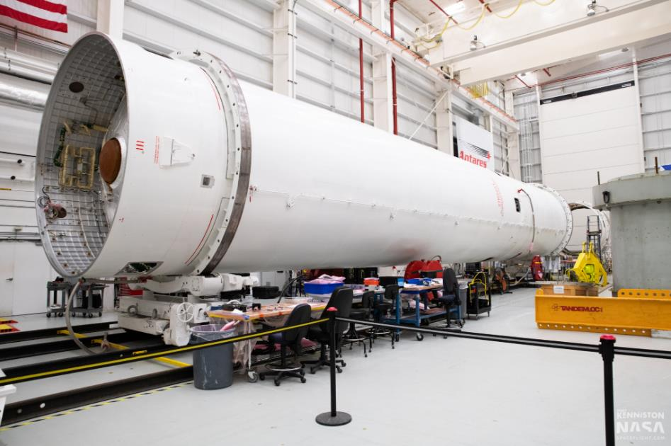 Antares 230 (Cygnus NG-12) - WFF - 2.11.2019 Scree865