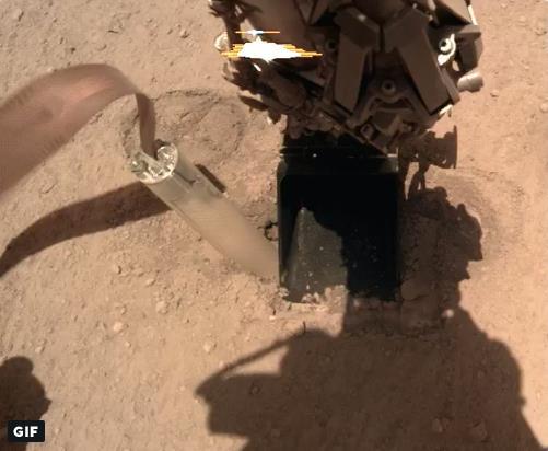 InSight - Mission d'exploration sur Mars - Page 22 Scree868