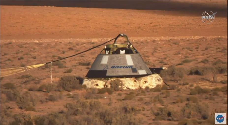 [Boeing] Starliner (CST-100) Pad Abort Test - 04.11.2019 - Page 2 Scree919