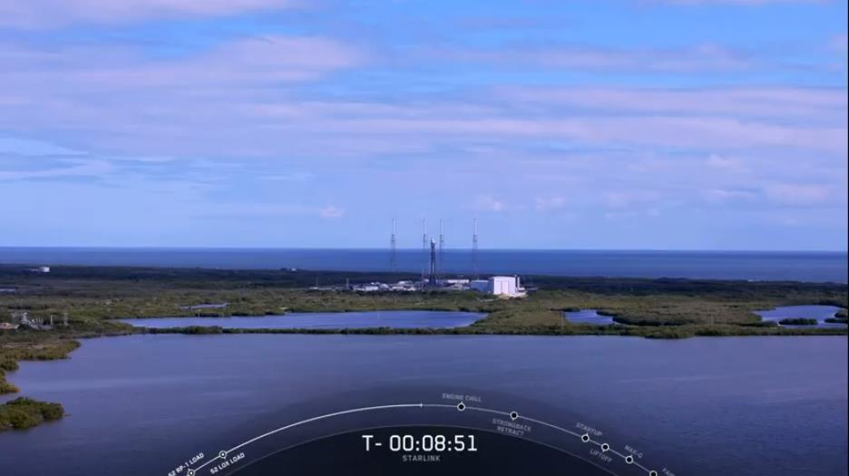 Falcon 9 (Starlink v1.0 L1) - CCAFS - 11.11.2019 - Page 3 Scree932