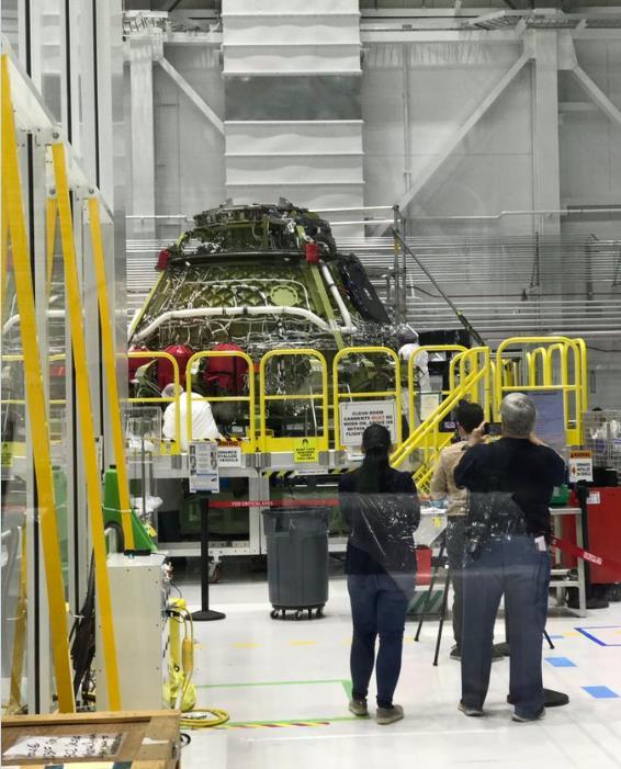Atlas V N22 (CST-100 Starliner n°3 - CFT) - KSC - Avril 2021 Scree949