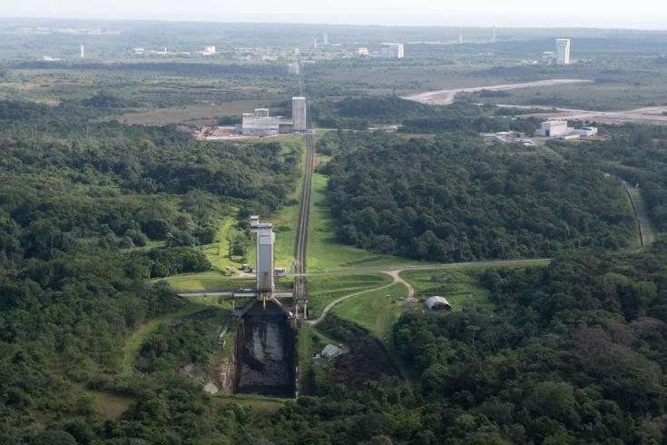 Vega - Le lanceur de l'ESA - Page 16 Screen40