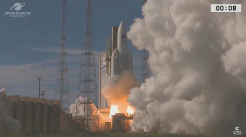 Ariane 5 ES VA244 (Galileo FOC FM 19–22) - 25.7.2018  - Page 2 Screen46
