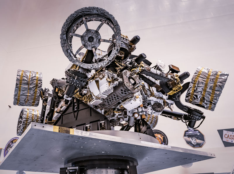 "Préparation du rover Mars 2020 ""Perseverance"" - Page 13 Spin10"