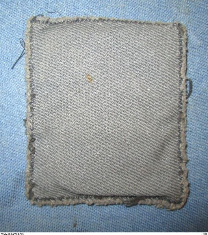 insigne tissus 7e division blindée Britannique  43656710