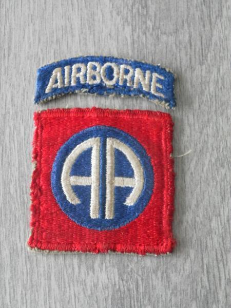 Patch epaule US 82eme Airborne  45449710