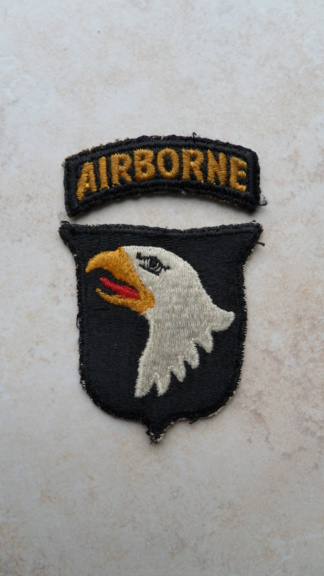Patch US 101eme airborne  Sam_3710