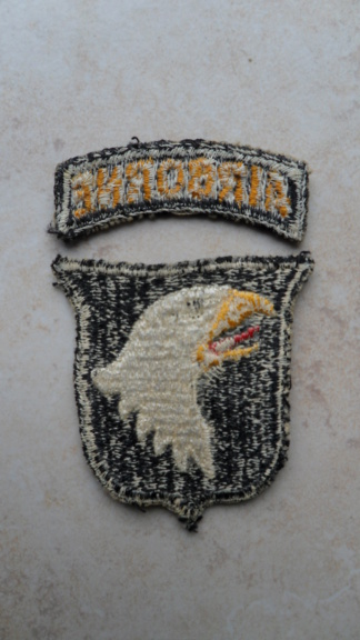 Patch US 101eme airborne  Sam_3711