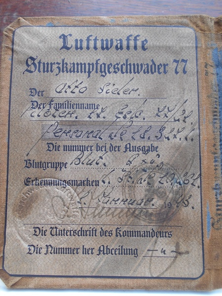 DOCUMENTS ALLEMANDS 2 76f53011