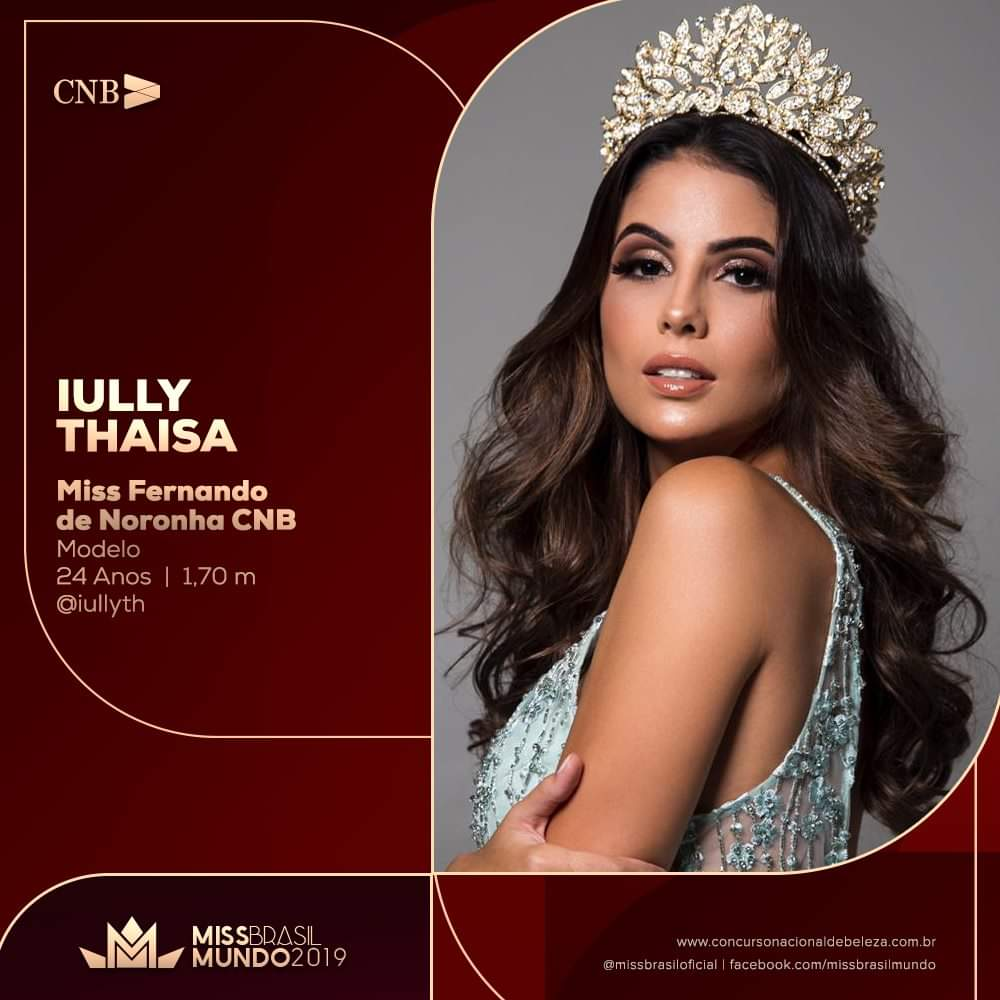 ROAD TO MISS BRASIL MUNDO 2019 is Espírito Santo Fb_10052