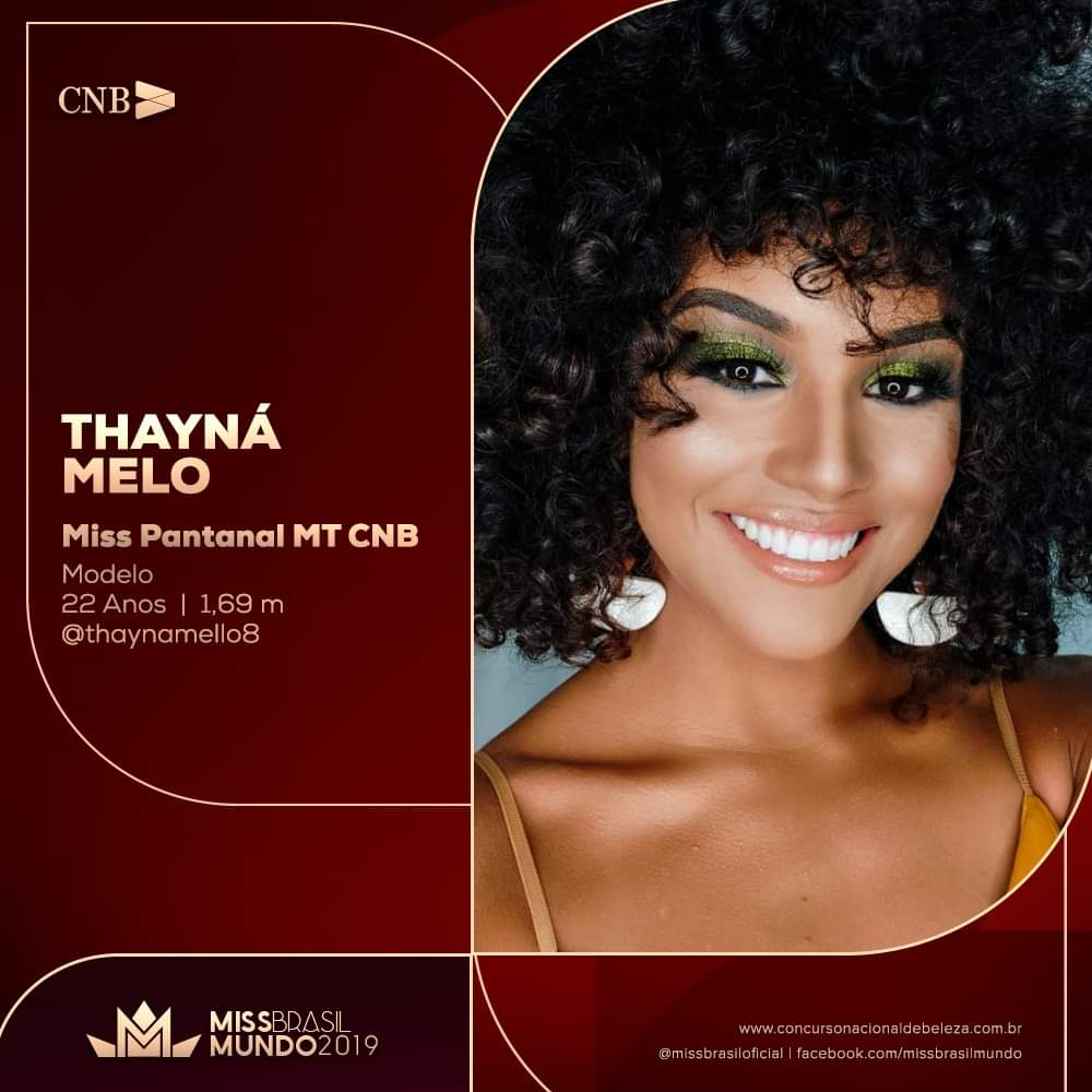 ROAD TO MISS BRASIL MUNDO 2019 is Espírito Santo Fb_10062