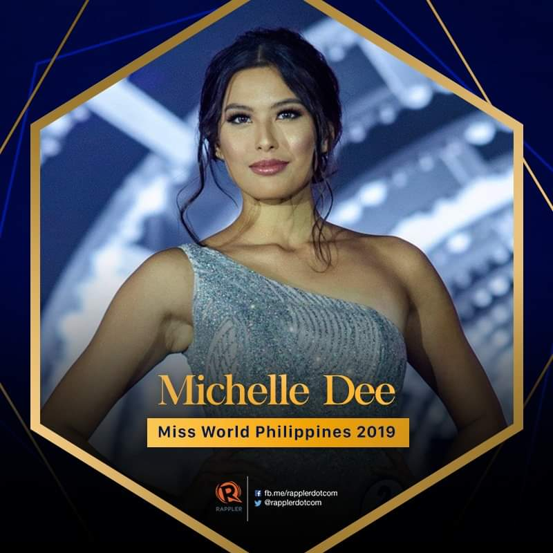 Miss World Philippines 2019: Michelle Dee  Fb_10624