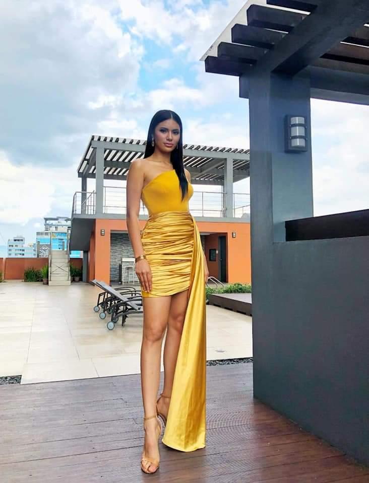MISS UNIVERSE PHILIPPINES 2019: Gazini Ganados  - Page 5 Fb_10942