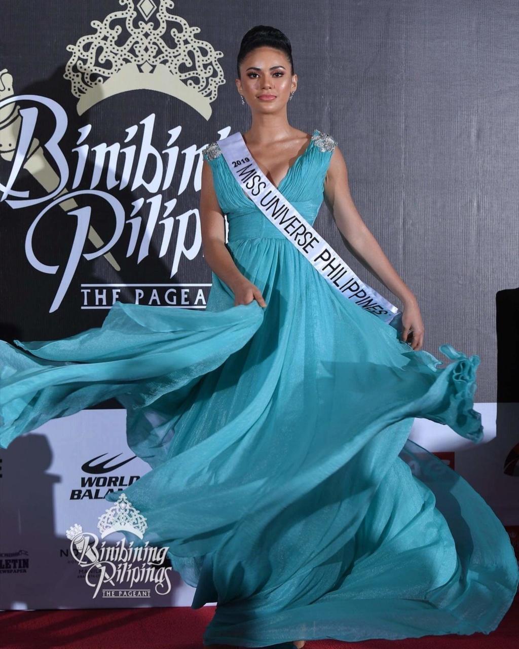 MISS UNIVERSE PHILIPPINES 2019: Gazini Ganados  - Page 5 Fb_11129