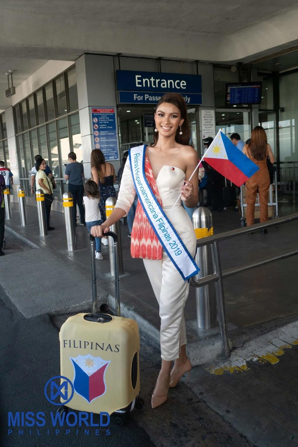 Reina Hispanoamericana Filipinas 2019: Katrina Llegado Fb_11799