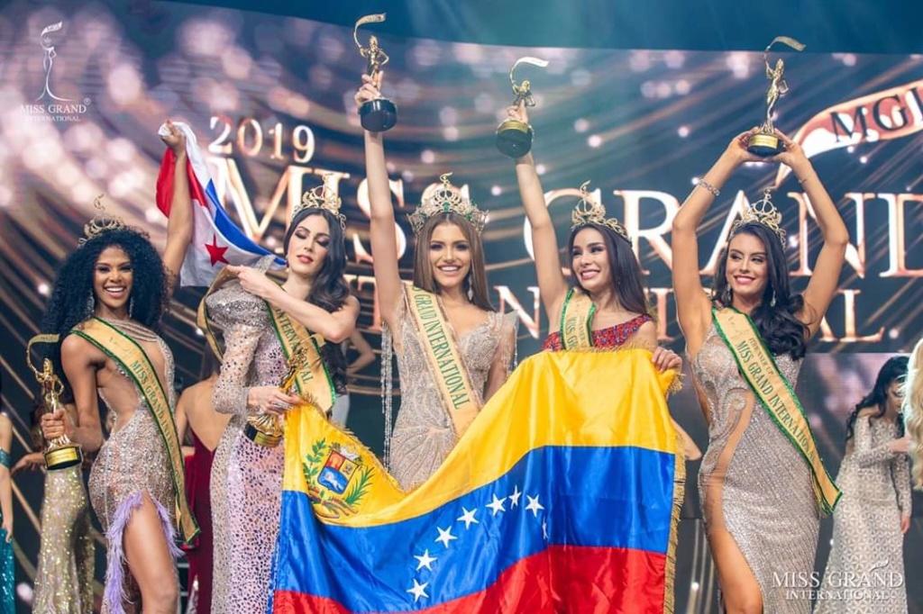 Official Thread of MISS GRAND INTERNATIONAL 2019 - Lourdes Valentina Figuera - VENEZUELA Fb_11846