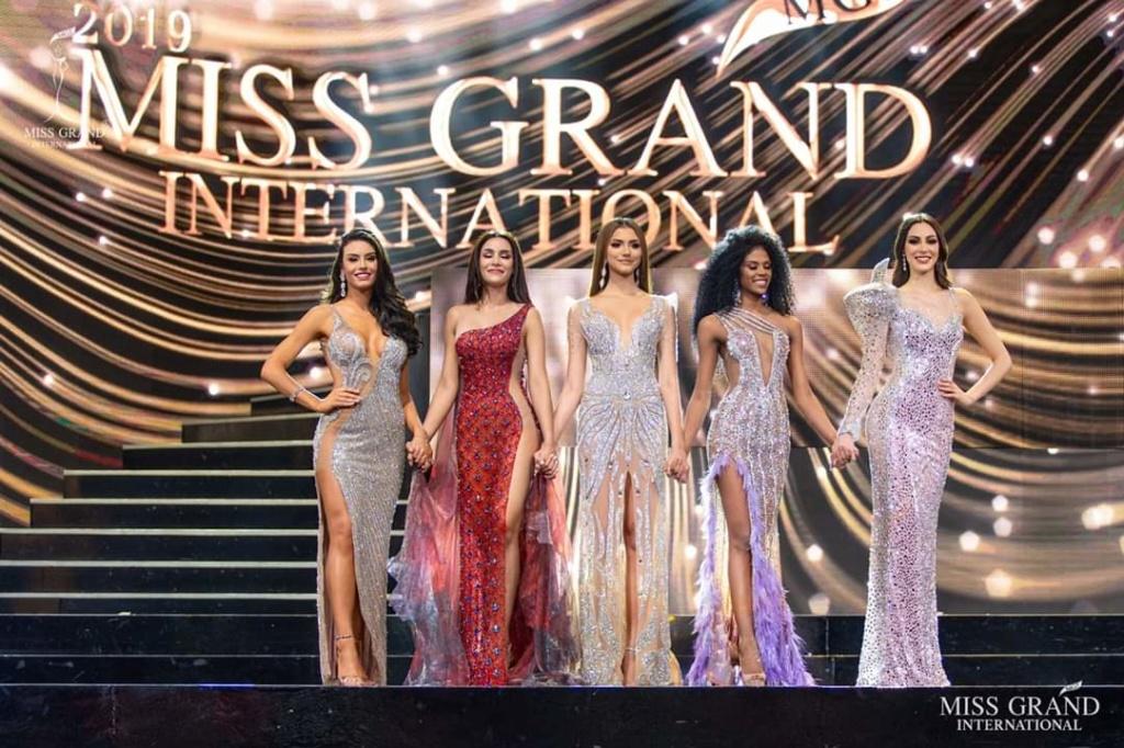 Official Thread of MISS GRAND INTERNATIONAL 2019 - Lourdes Valentina Figuera - VENEZUELA Fb_11848