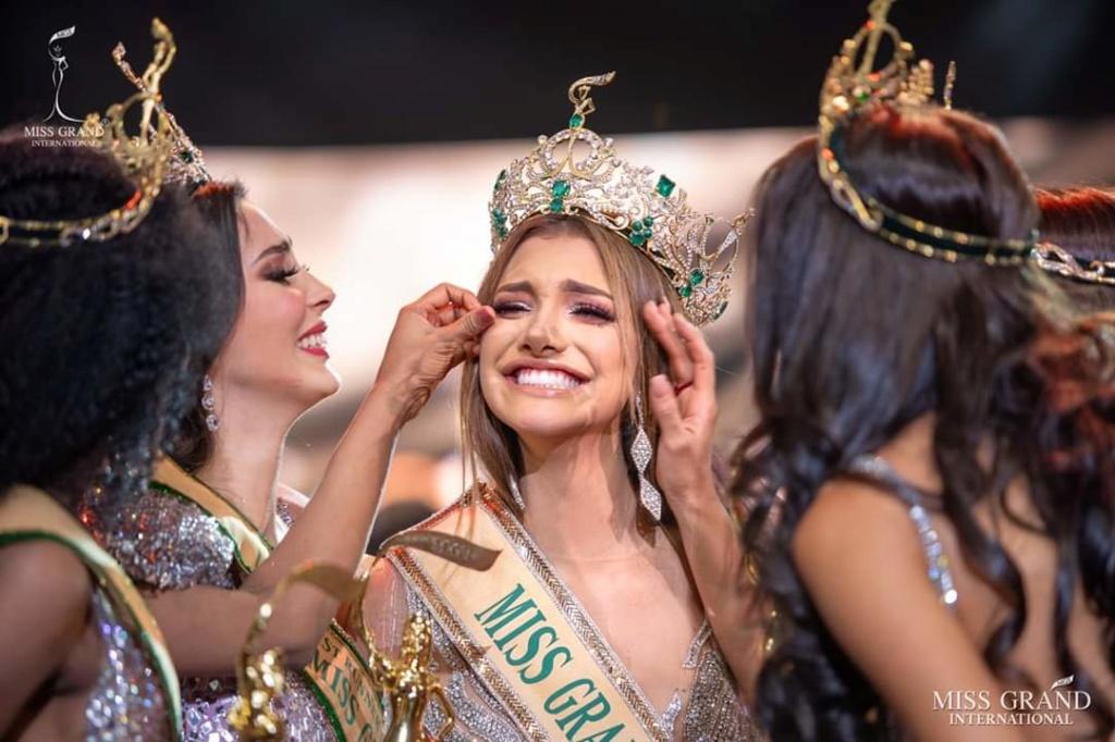 Official Thread of MISS GRAND INTERNATIONAL 2019 - Lourdes Valentina Figuera - VENEZUELA Fb_11850