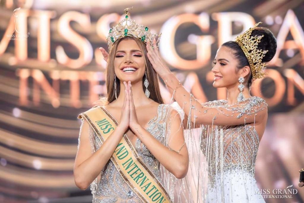 Official Thread of MISS GRAND INTERNATIONAL 2019 - Lourdes Valentina Figuera - VENEZUELA Fb_11851