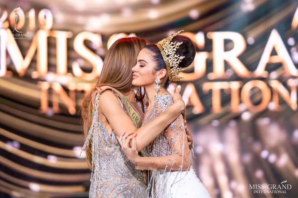 Official Thread of MISS GRAND INTERNATIONAL 2019 - Lourdes Valentina Figuera - VENEZUELA Fb_11852