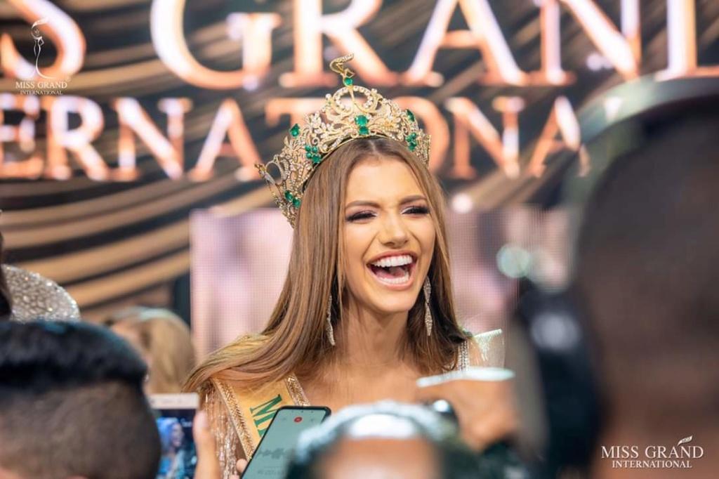 Official Thread of MISS GRAND INTERNATIONAL 2019 - Lourdes Valentina Figuera - VENEZUELA Fb_11853